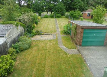 Thumbnail 3 bedroom detached house for sale in Leon Avenue, Bletchley, Milton Keynes
