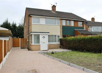 Thumbnail 3 bed semi-detached house to rent in Lime Close, Penwortham, Preston