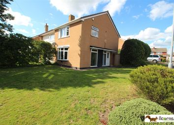 Thumbnail 3 bed semi-detached house for sale in Hillwood, Pelsall, Walsall