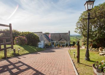 Thumbnail 3 bed detached bungalow for sale in Wotter, Plymouth