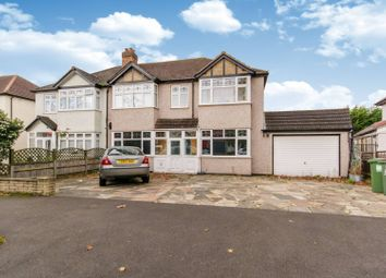 5 bed semi-detached house to rent in Rose Hill Park West, Sutton SM1