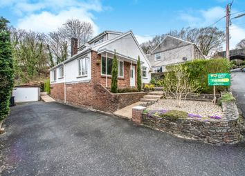 Thumbnail 5 bed detached bungalow for sale in Glyn Meirch Road, Trebanos, Swansea