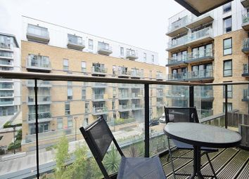 Thumbnail 1 bedroom flat to rent in Upper North Street, London