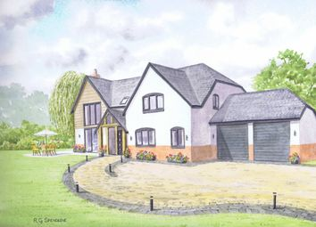 Thumbnail 4 bedroom detached house for sale in Haygate Road, Wellington, Telford