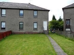 Thumbnail 2 bedroom flat to rent in Brown Street, Armadale Bathgate