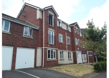 Thumbnail 2 bed flat to rent in Hurstwood Road, Birmingham