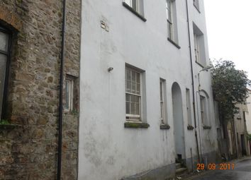 Thumbnail 1 bedroom flat to rent in Dark Street, Haverfordwest