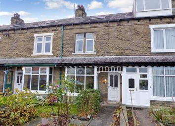 Thumbnail 4 bedroom terraced house for sale in Frizinghall Road, Bradford
