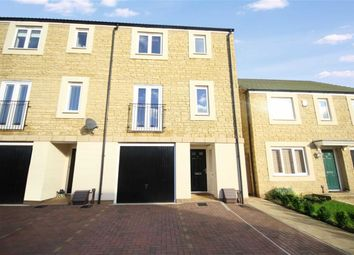 Thumbnail 4 bedroom end terrace house for sale in Sanders Close, Upper Stratton, Swindon