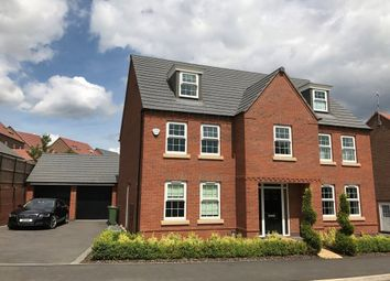 Thumbnail 5 bed detached house for sale in Forest House Lane, Leicester Forest East, Leicester