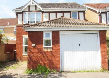 Thumbnail 3 bedroom detached house for sale in Crosswells Way, Cardiff