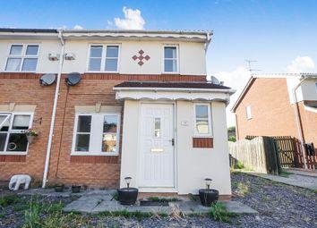 Thumbnail 3 bed detached house for sale in Lindisfarne Avenue, Ellesmere Port, Cheshire