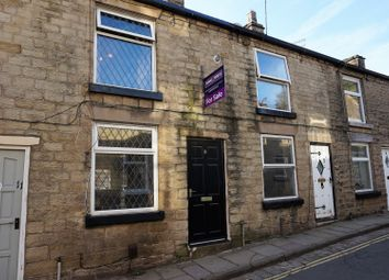 Thumbnail 2 bed terraced house for sale in High Street, Bollington, Macclesfield