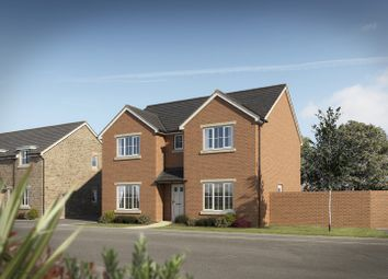 "Thumbnail 4 bed detached house for sale in ""The Lavernock"" at Abergavenny Road, Gilwern, Abergavenny"