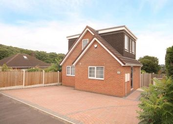 Thumbnail Detached house for sale in Stonelow Road, Dronfield, Derbyshire
