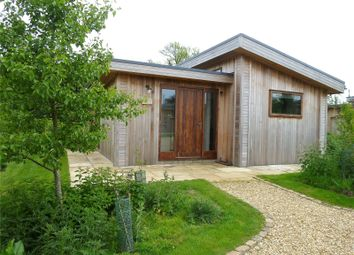 Thumbnail 2 bedroom detached house for sale in Rutland Retreats, The Avenue, Exton, Oakham