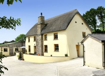 Thumbnail 4 bed detached house for sale in Burrington - Umberleigh, Devon