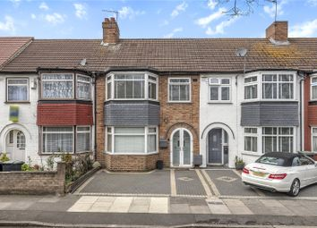 Thumbnail 3 bedroom terraced house for sale in Harington Terrace, Great Cambridge Road, Edmonton, London
