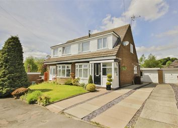 Thumbnail 3 bed semi-detached bungalow for sale in Kingston Crescent, Helmshore, Rossendale