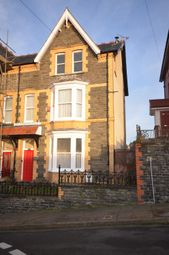 Thumbnail 4 bed semi-detached house for sale in Buarth Road, Aberystwyth