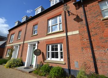 Thumbnail 4 bed terraced house for sale in Dunnabridge Street, Poundbury, Dorchester