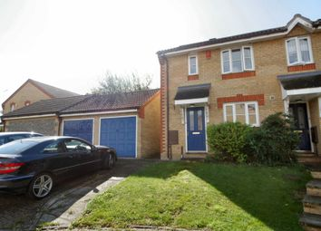 Thumbnail 3 bedroom end terrace house to rent in Lowry Close, Haverhill, Suffolk