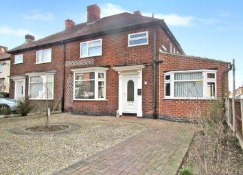 Thumbnail 3 bed semi-detached house for sale in Wilsthorpe Road, Long Eaton, Nottingham