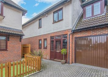 Thumbnail 4 bed detached house for sale in Beacons Close, Beckton, London