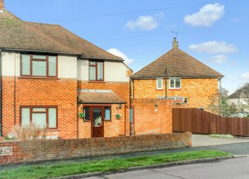 Thumbnail 3 bed semi-detached house for sale in Underwood Avenue, Ash