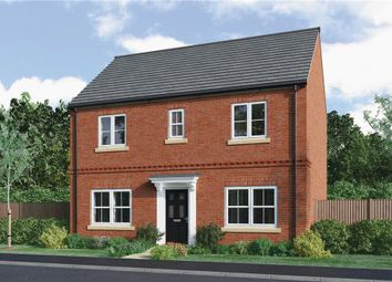 "Thumbnail 3 bedroom detached house for sale in ""Blyton"" at Ellison Drive, Banbury"