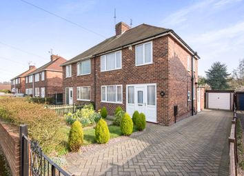 Thumbnail 3 bed semi-detached house for sale in Beverley Road, Harworth, Doncaster