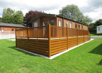 Thumbnail 2 bed lodge for sale in Highbank, Porlock, Minehead