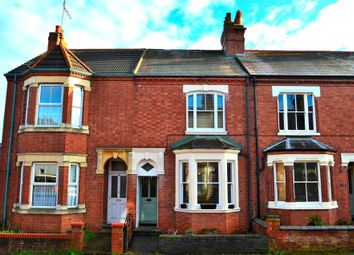 Thumbnail 4 bedroom terraced house for sale in Windsor Street, Wolverton, Milton Keynes