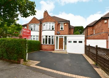 3 bed semi-detached house for sale in Ralph Road, Shirley, Solihull B90