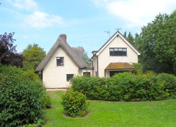 Thumbnail 4 bed cottage for sale in Chelmsford Road, Felsted