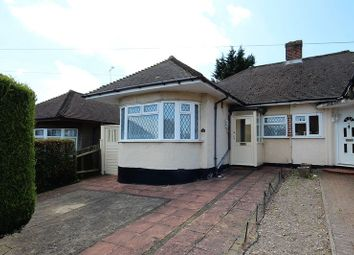 Thumbnail 2 bedroom bungalow for sale in Stanford Road, Luton