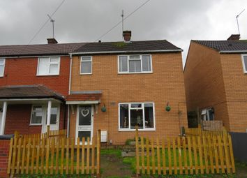 Thumbnail End terrace house for sale in Clare Close, Leamington Spa