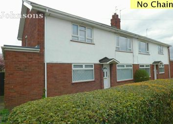 Thumbnail 2 bed flat for sale in Southfield Road, Armthorpe, Doncaster.