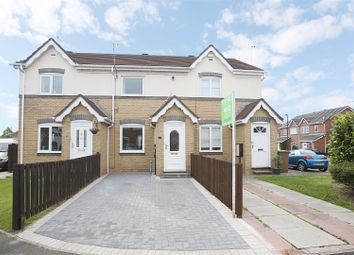 Thumbnail 2 bed terraced house for sale in Blucher Road, North Shields