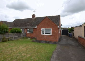 Thumbnail 2 bed semi-detached bungalow for sale in Hawthornden Gardens, Uttoxeter