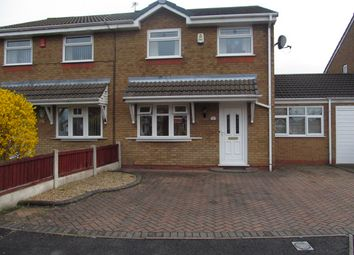 Thumbnail 3 bed semi-detached house for sale in Peach Grove, Haydock, St Helens
