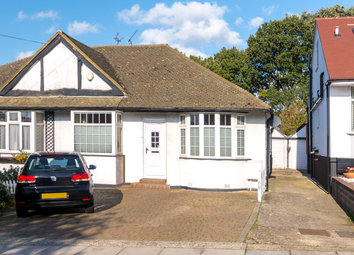 Thumbnail 3 bed bungalow for sale in Longfield Avenue, London