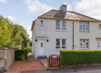 Thumbnail 2 bed semi-detached house for sale in Glen Street, Cambuslang, Glasgow, South Lanarkshire