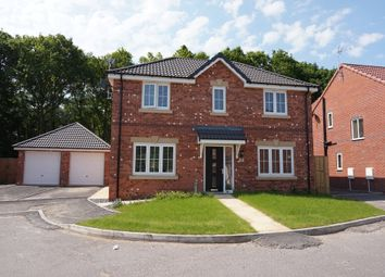 Thumbnail 4 bed detached house to rent in Spindle Drive, Wingerworth, Chesterfield