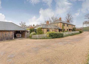 Thumbnail 3 bed semi-detached house to rent in Wishanger Lane, Churt, Farnham