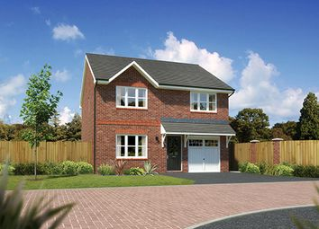 "Thumbnail 4 bed detached house for sale in ""Denewood"" at Close Lane, Alsager, Stoke-On-Trent"