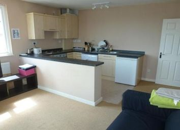 Thumbnail 1 bed flat to rent in Dickens Road, Ipswich