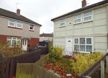 Thumbnail 3 bed end terrace house for sale in Radway Green, Great Sutton, Ellesmere Port, Cheshire