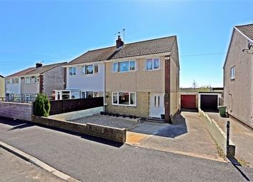 Thumbnail 3 bed semi-detached house for sale in Heol Dyhewydd, Llantwit Fardre, Pontypridd