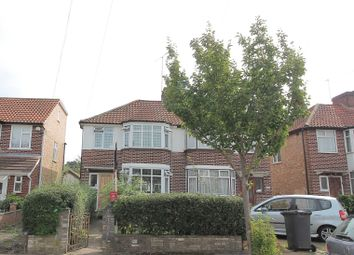 Thumbnail 3 bed semi-detached house to rent in Oakhampton Road, Mill Hill